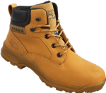 Onyx Ladies Safety Boot (Sizes 3-8 Honey)
